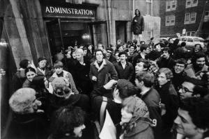 1969 demo at james